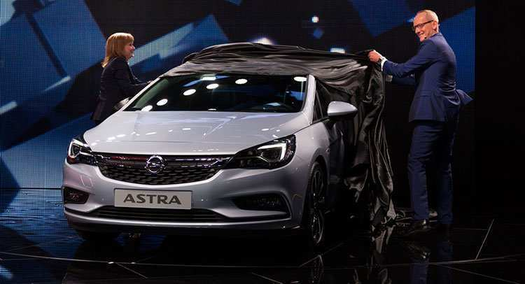 30 The Best Opel Astra New Shape 2020 Redesign