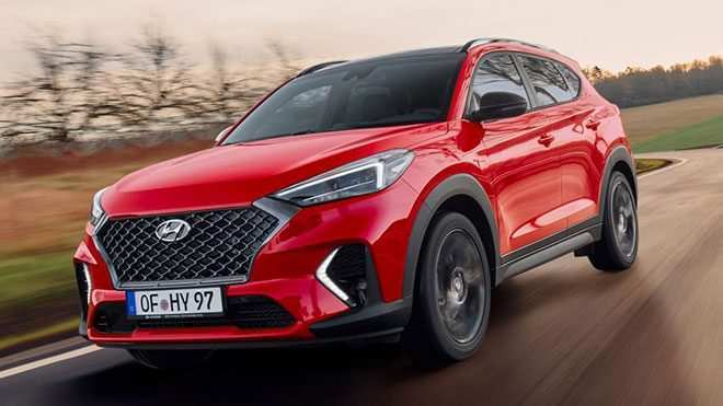 30 The Hyundai Tucson N Line 2020 Performance
