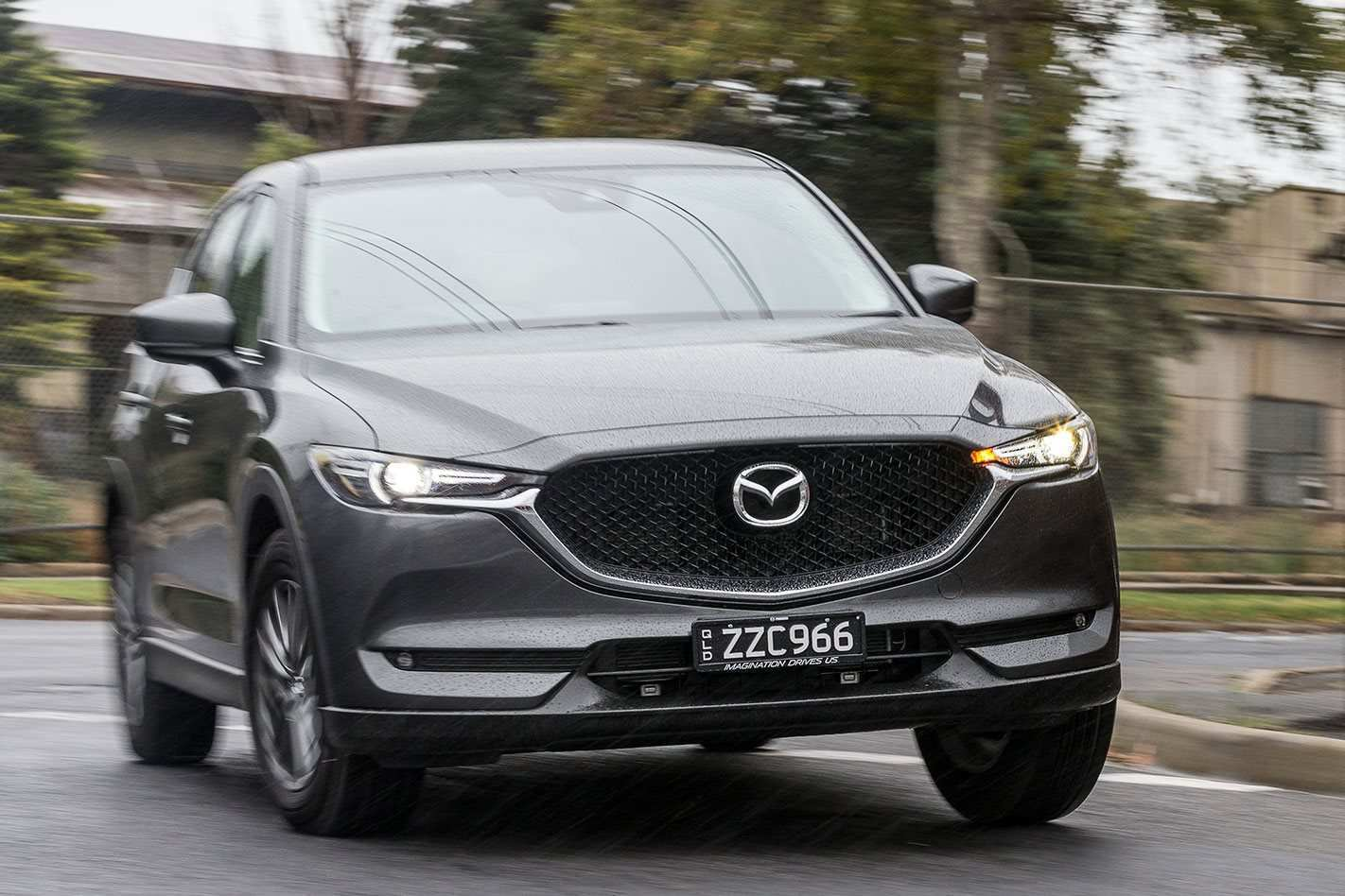 30 The Mazda X5 2020 Release