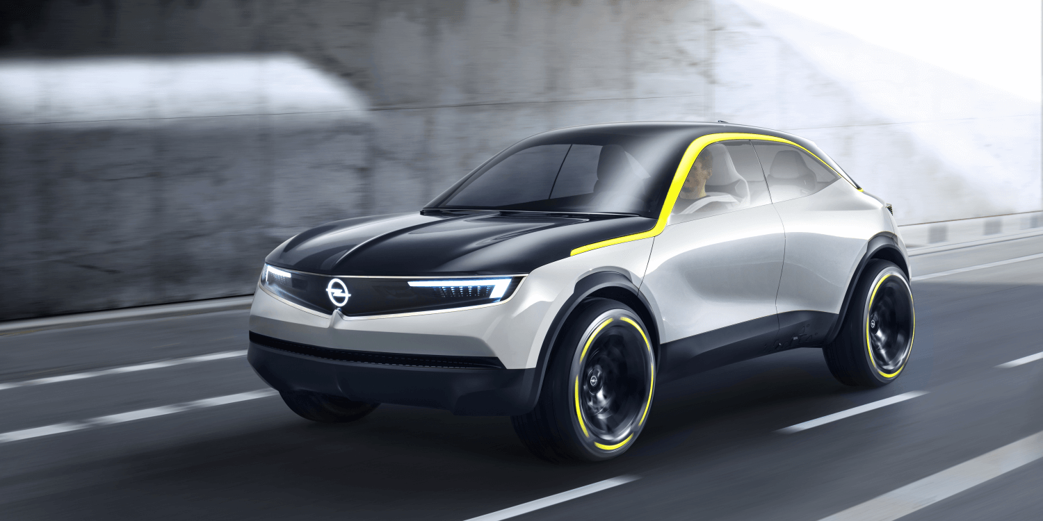 30 The Opel Gt X 2020 Ratings