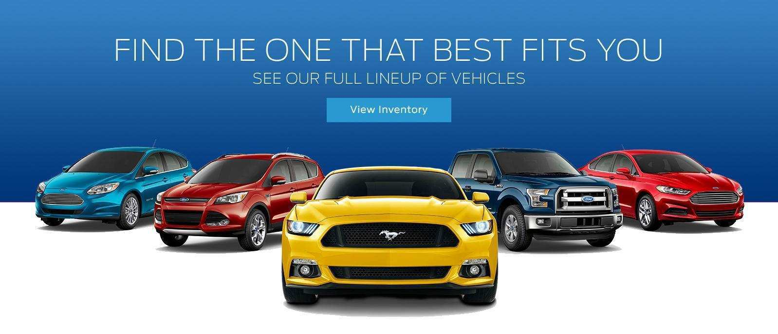 31 A 2019 Ford Vehicle Lineup Price Design And Review