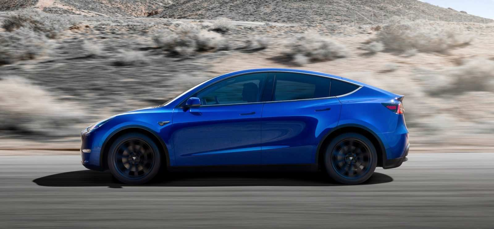 31 A 2019 Tesla Model Y New Review