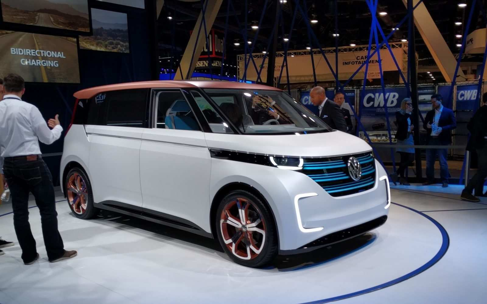 31 A 2020 Volkswagen Bus Performance And New Engine