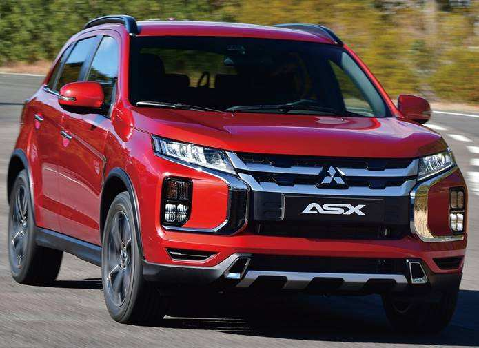 31 A Mitsubishi Asx 2020 Ficha Tecnica Redesign And Review
