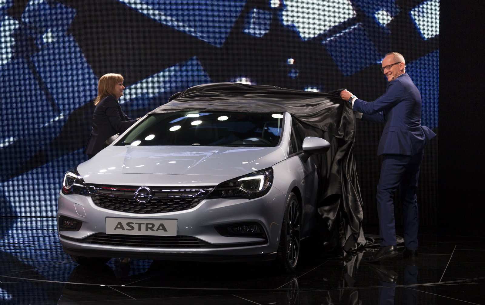 31 A Opel Astra Kombi 2020 Picture