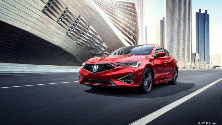 31 All New 2019 Acura Ilx Redesign Concept And Review