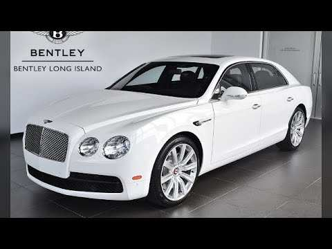 31 All New 2019 Bentley Flying Spur Interior Concept And Review
