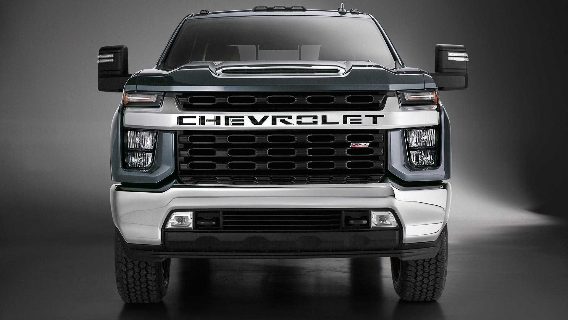 31 All New 2020 Chevrolet Pickup Truck Interior