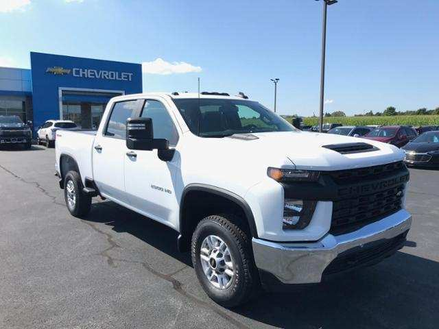 31 All New 2020 Chevrolet Silverado 2500Hd For Sale Price Design And Review