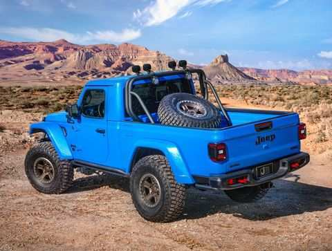 31 All New 2020 Jeep Gladiator 2 Door Pricing