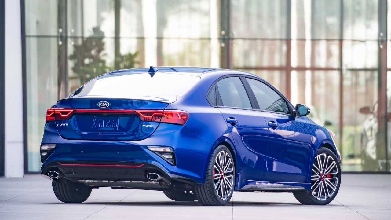31 All New 2020 Kia Forte Koup Images