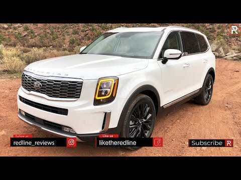 31 All New 2020 Kia Telluride Youtube Exterior