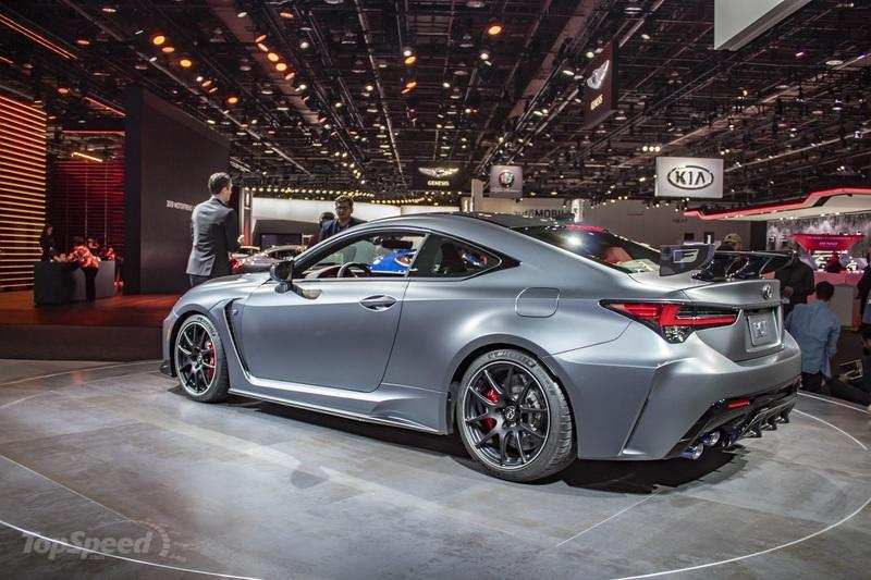 31 All New 2020 Lexus Rc F Track Edition 0 60 Configurations