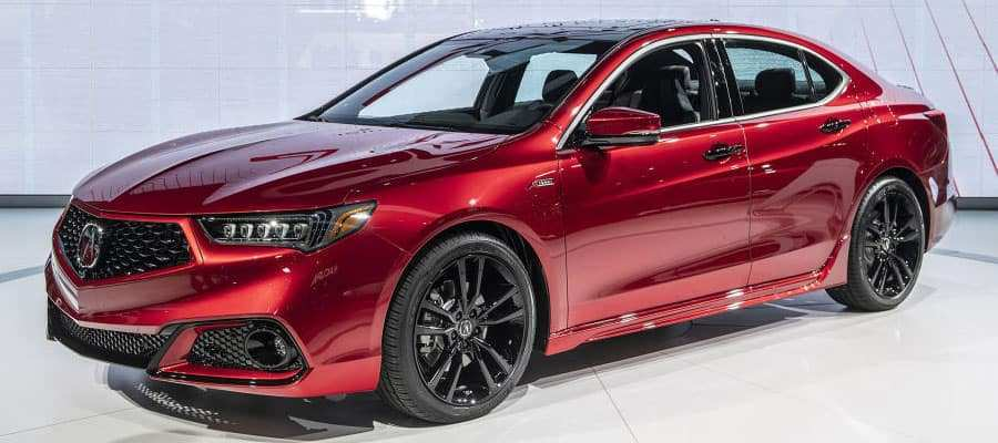 31 All New Acura Tlx A Spec 2020 Release Date And Concept