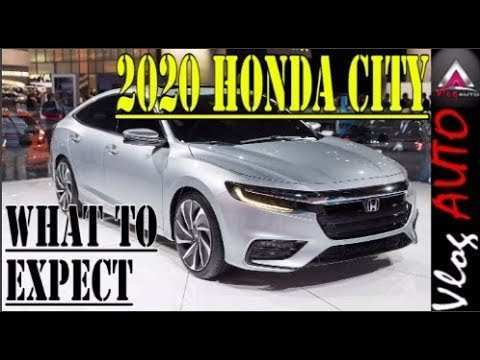 31 All New Honda City 2020 Youtube Interior