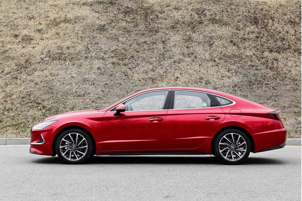 31 All New Hyundai Sonata 2020 Release Date Spesification