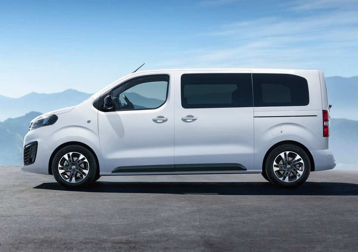 31 All New Opel Zafira 2020 Redesign