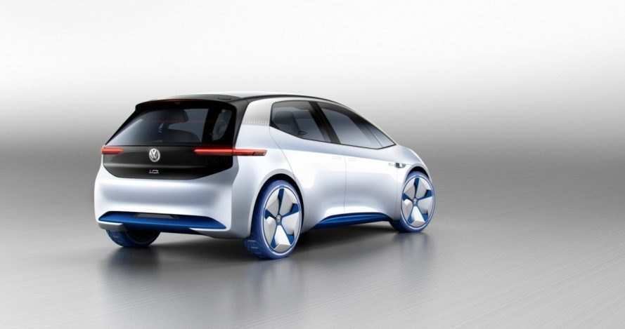 31 All New Volkswagen Elettrica 2020 New Review