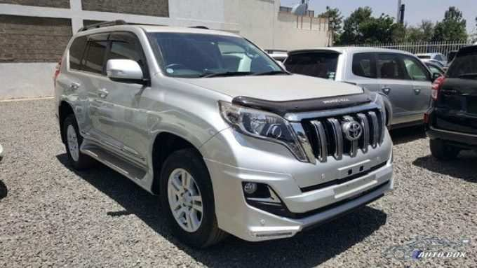 31 Best Toyota Prado 2020 Spy Shots Concept And Review