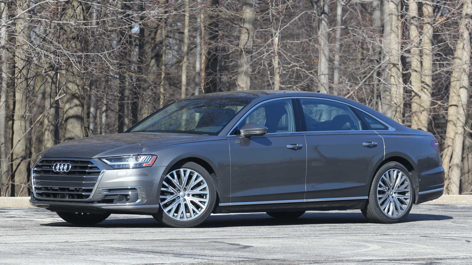 31 The 2019 Audi A8 L New Model And Performance