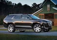 2019 Cadillac Releases
