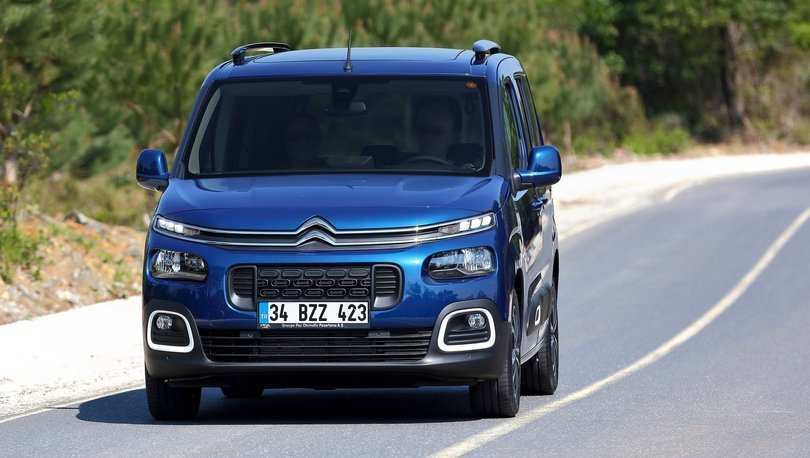 31 The Best 2019 Citroen Berlingo New Model and Performance