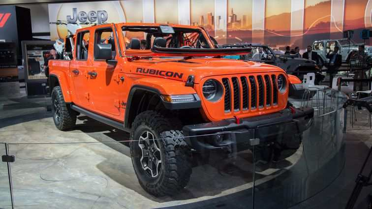 31 The Best 2020 Jeep Gladiator Msrp Release