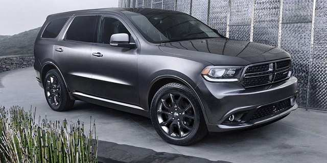 31 The Best Dodge Durango 2020 Redesign Release Date And Concept