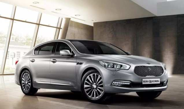 31 The Best Kia Quoris 2020 Release