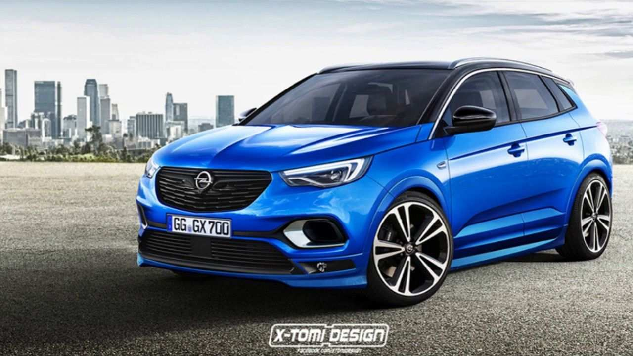31 The Best Opel Insignia Opc 2020 Performance And New Engine