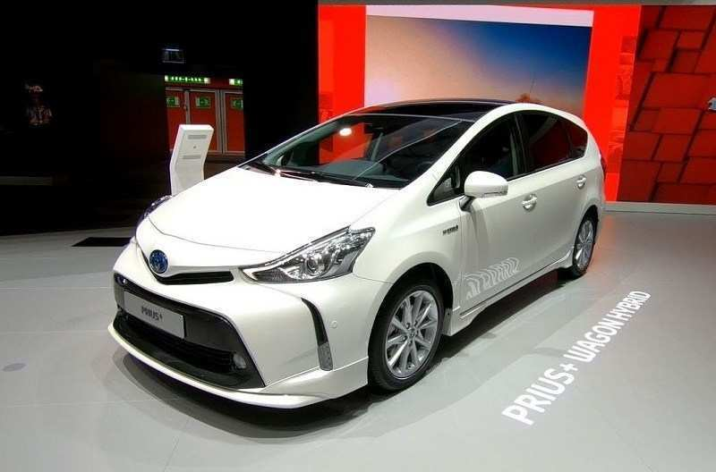 31 The Toyota Prius V 2020 New Review