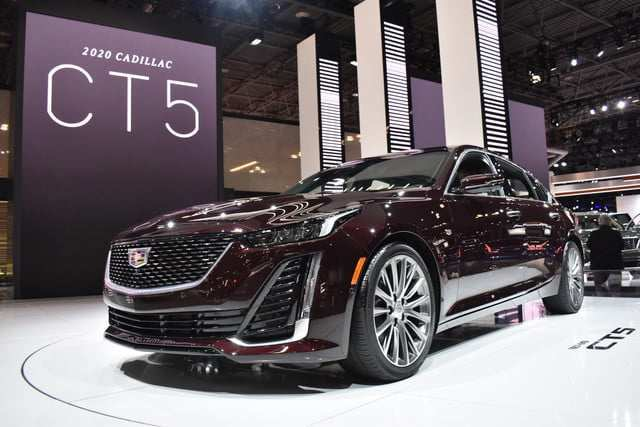 31 The Youtube 2020 Cadillac Ct5 Concept