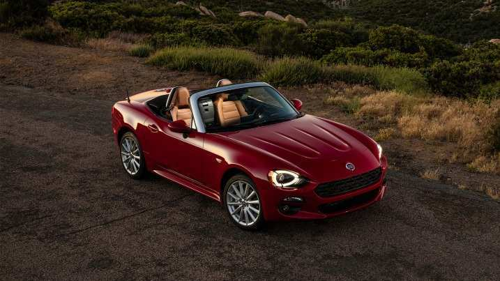 32 A 2019 Fiat 124 Changes Engine