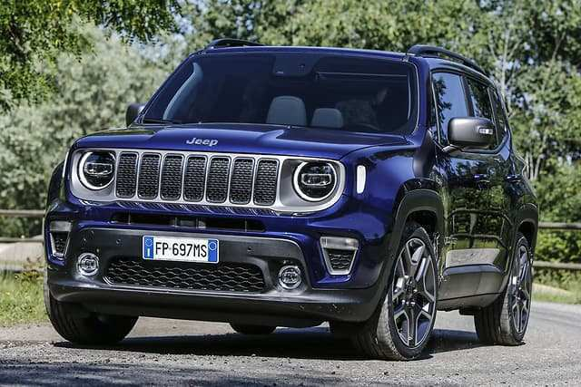 32 A 2019 Jeep Renegade Review Spesification