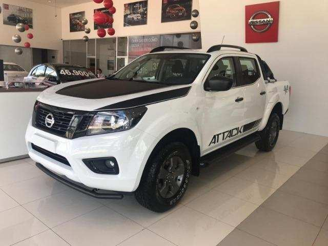 32 A 2019 Nissan Frontier Attack History