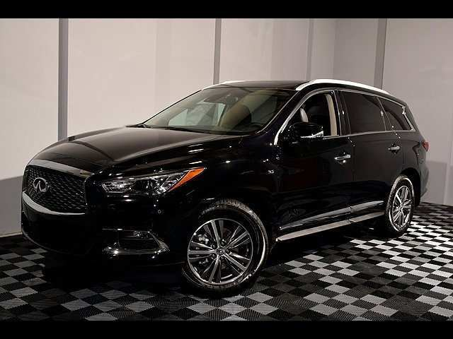 32 A 2020 Infiniti Qx60 Luxe Exterior And Interior