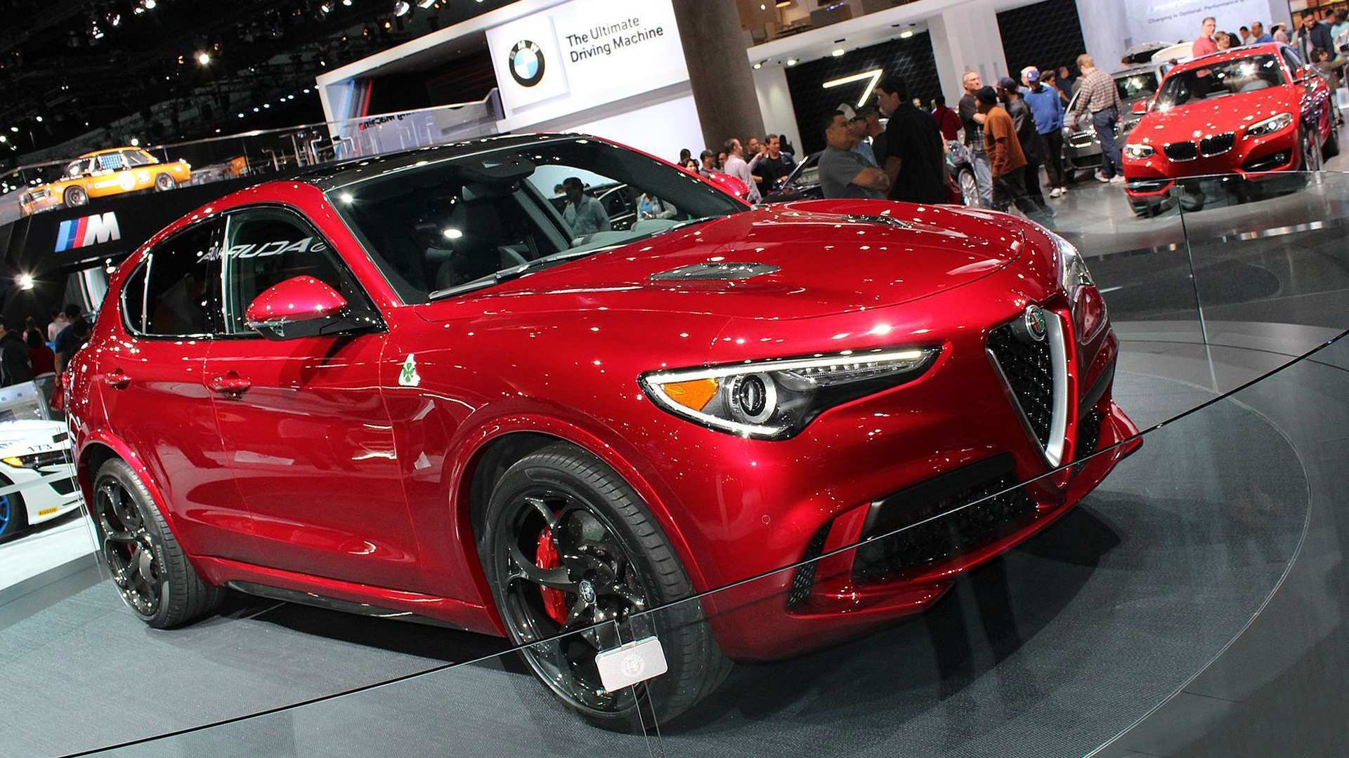 32 All New 2019 Alfa Romeo Stelvio Release Date Wallpaper