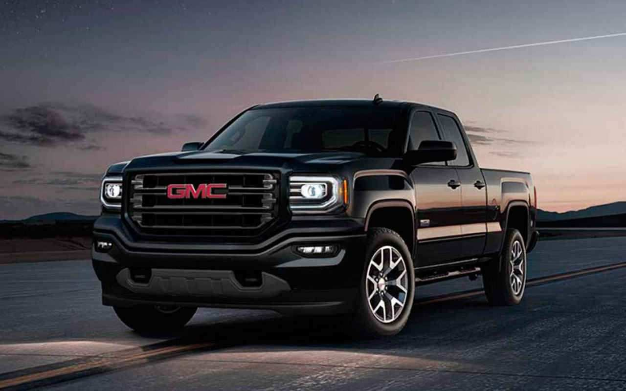 32 All New 2019 Gmc Concept Overview