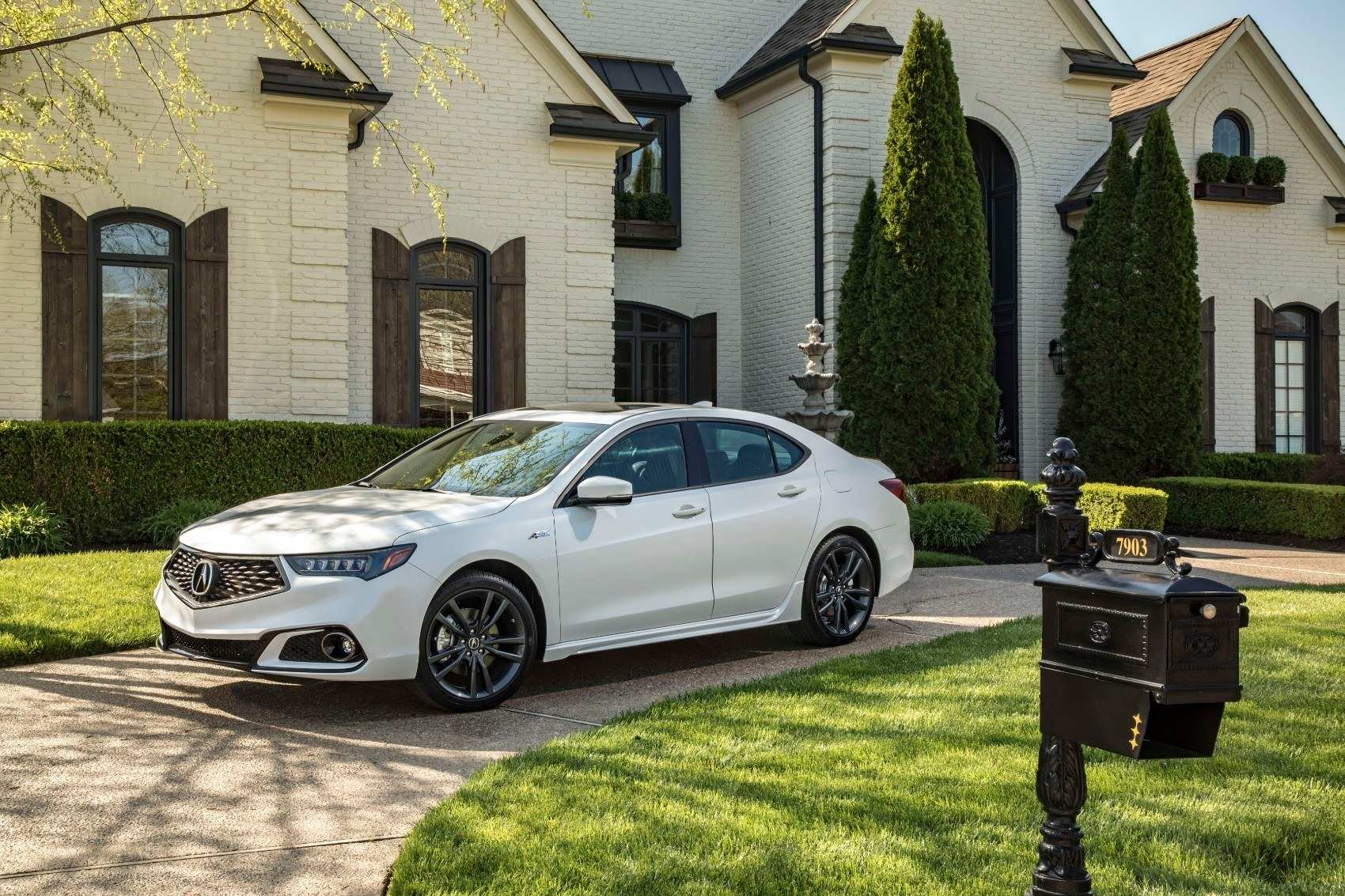 32 All New 2020 Acura Tlx Release Date Speed Test
