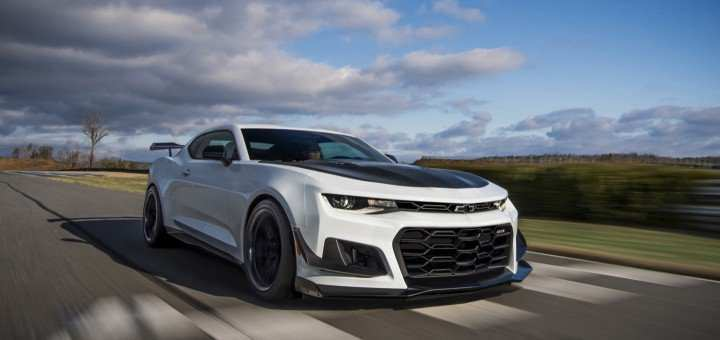 32 All New 2020 Chevrolet Camaro Zl1 Wallpaper