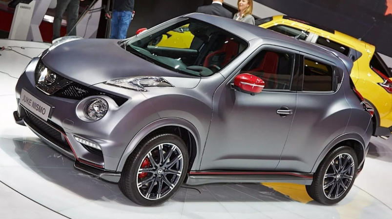 32 All New 2020 Nissan Juke Usa Redesign And Concept
