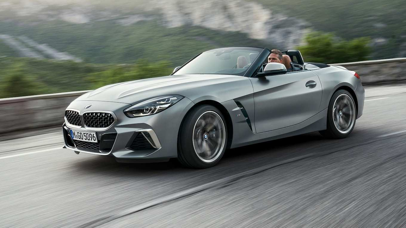32 All New Bmw Z 2020 Wallpaper