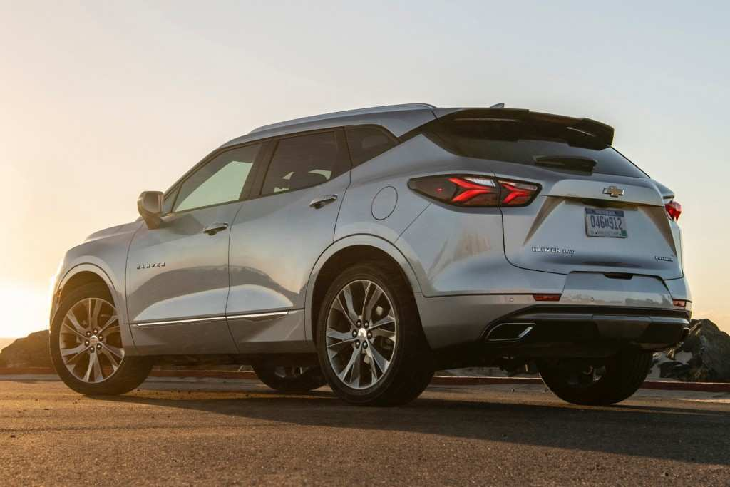 32 All New Chevrolet Blazer 2020 Ss With 500Hp Redesign And Review