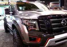 Nissan Titan Warrior 2020