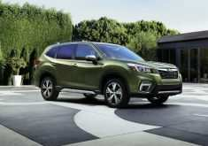 Subaru Forester 2020 Review