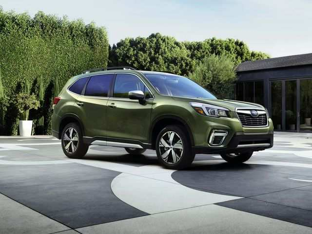 32 All New Subaru Forester 2020 Review Price and Review