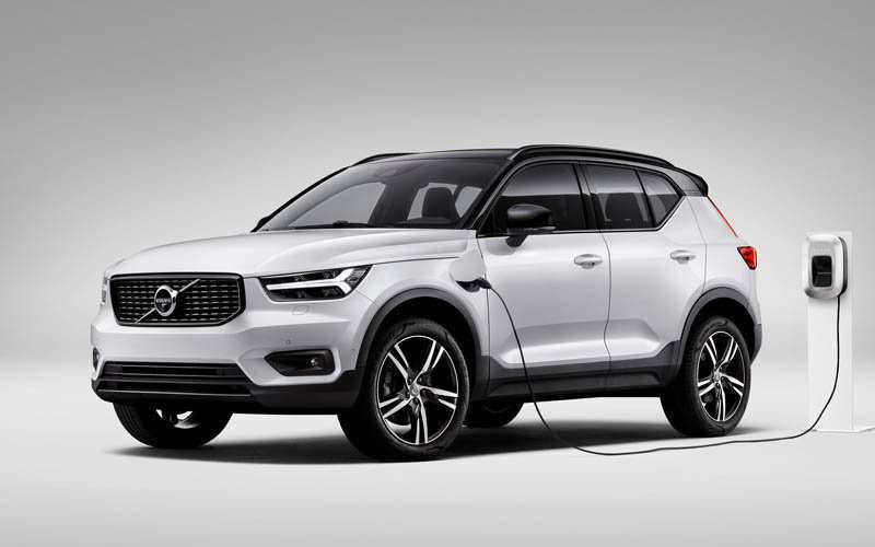 32 All New Volvo 2019 Electricos Images