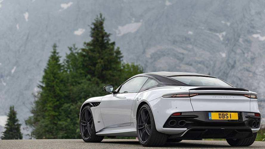 32 Best 2019 Aston Dbs Ratings
