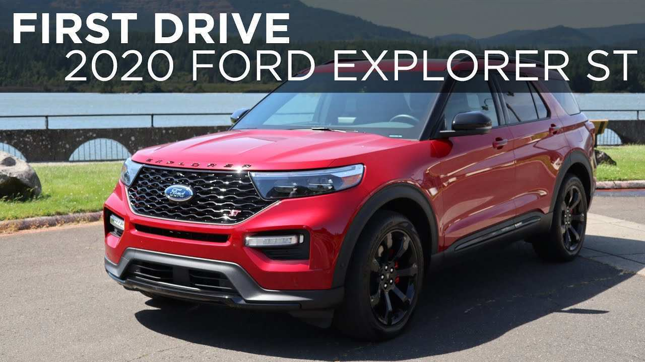 32 Best 2020 Ford Explorer Youtube New Review