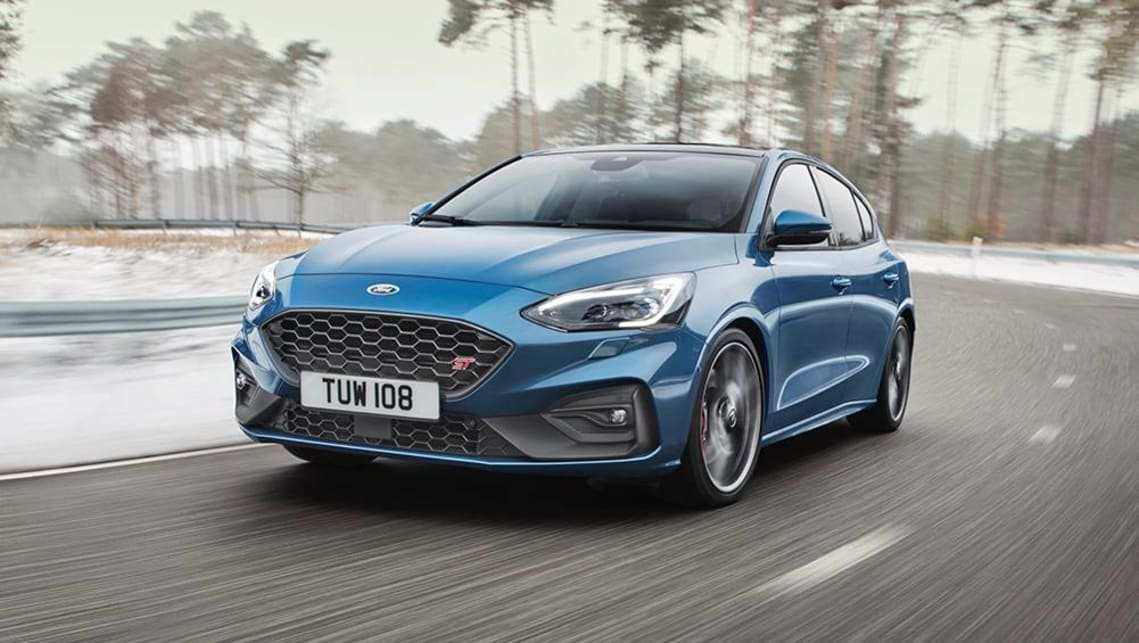 32 Best Ford Focus 2020 Release Date
